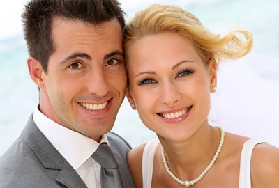 Smiling Couple - Maryland Brunch Catering