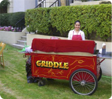 Carnival Cart Parties - Germantown Breakfast Catering