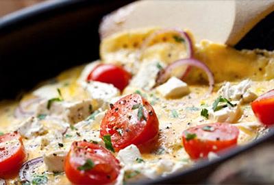 Omelette - Maryland Breakfast Caterer