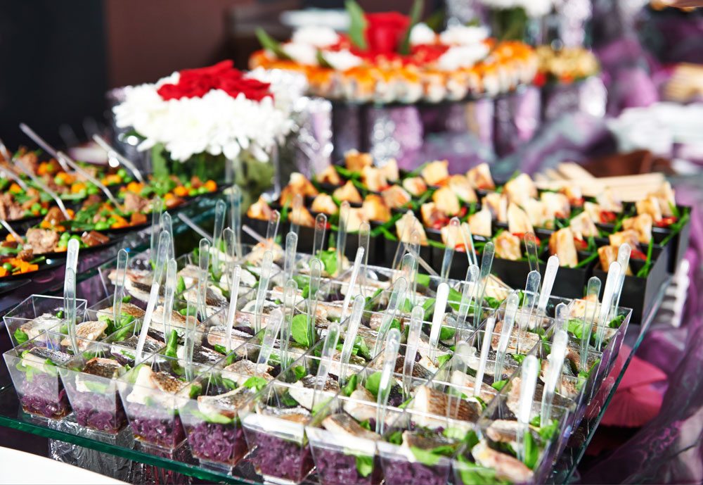 Large Catering Spread - Catering in Washington D.C.